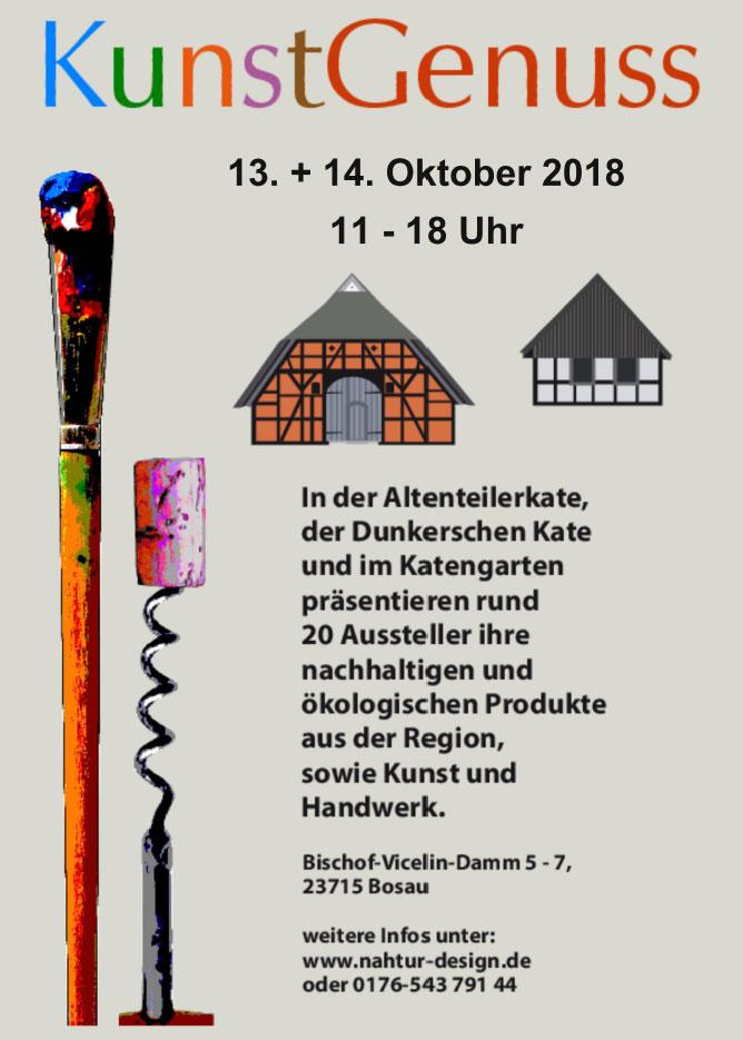 KunstGenuss in Bosau